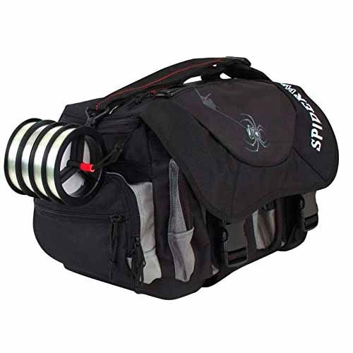 spiderwire fishing bag