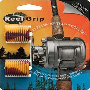 baitcasting reel grips